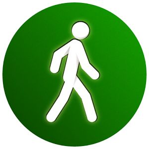 |  The basic idea of this application – motivation to take walks, activity, sport, that's to the very steps that are hard for you to be considered. Besides fact that you yourself begin to keep track of your activity, you are able to call friends or add one of those who are currently using the app, to arrange a very real competition on number of steps taken.