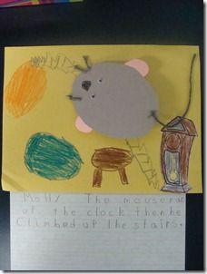 Lots of cute nursery rhyme extensions to get kids writing.