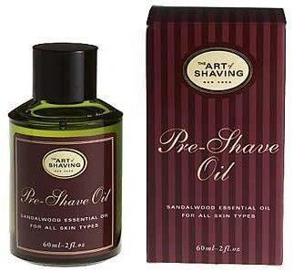 The Art of Shaving Sandalwood Pre-Shave Oil