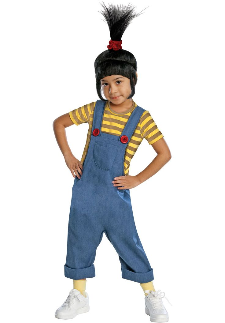 Despicable Me Agnes Costume, Deluxe Kids Fancy Dress - General Kids Costumes at Escapade™ UK - Escapade Fancy Dress on Twitter: @Escapade_UK