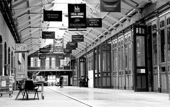 De Hallen #amsterdam