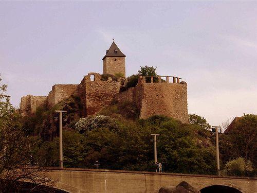 Halle/Saale - Giebichenstein castle