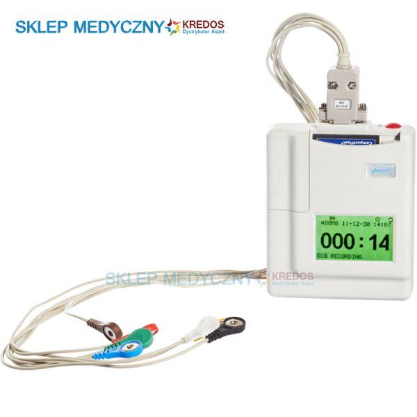 Jak robić badania holterowskie EKG, to tylko dobrym aparatem, który daje bardzo dużo informacji o pracy serca.