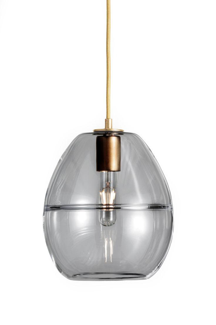 Modern Dome Pendant Light   Bulb, Ceiling lights, Halo ...