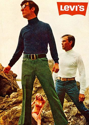 Levis old Ads
