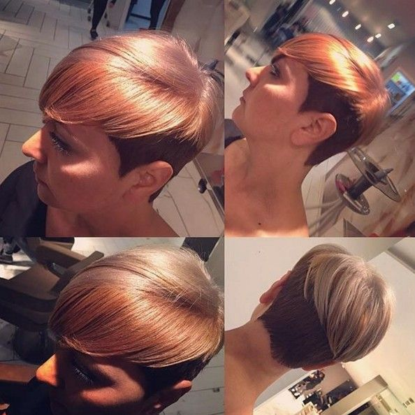 Stylish Short Hairstyle for Women