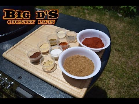 This Homemade Pork Rub Will Have Everyone Squealing With Delight | BBQ Pitmasters - YouTube