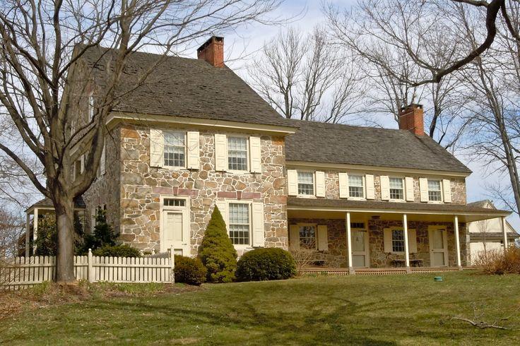 Tom Bull House, Elverson, Pa.