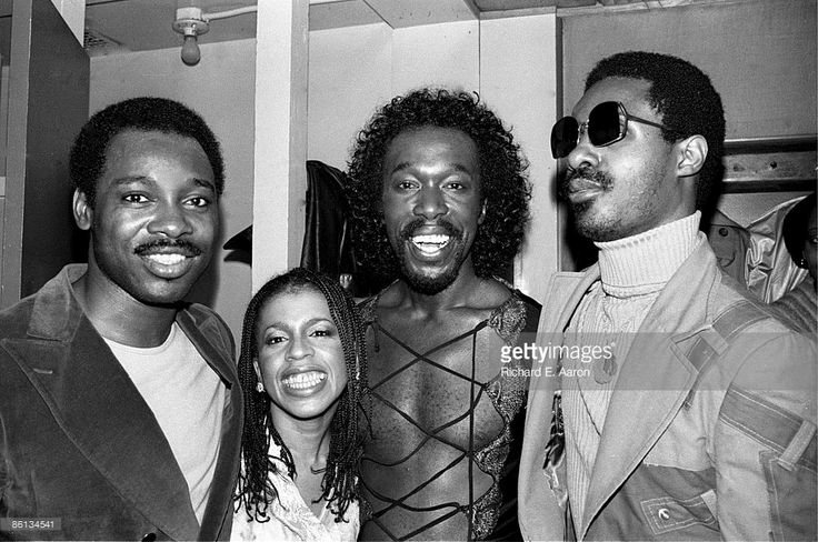 Photo d'actualité : Photo of Nick ASHFORD and ASHFORD & SIMPSON and...