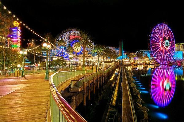 Disney California Adventure Strategy & Ride Guide