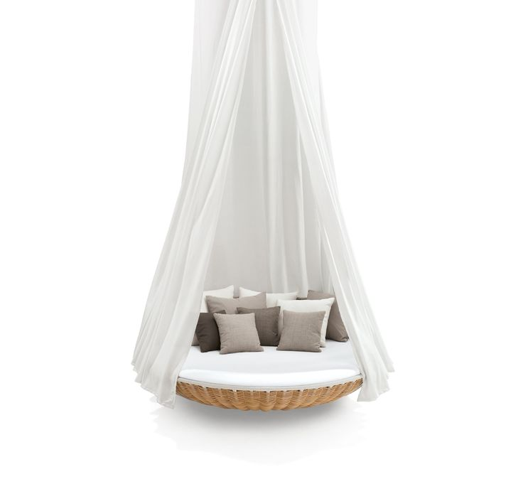 DEDON SWINGREST Canopy For Hanging Lounger Amazing Design