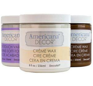 ASCP vs. Americana chalk paint