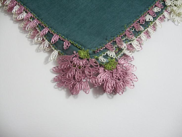 turkish #oya #needlelace - $30.00, via Etsy.