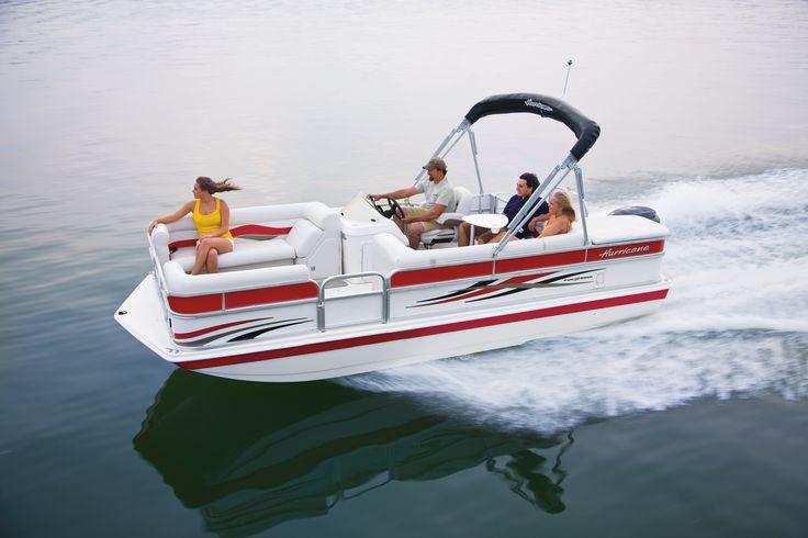 Hurricane Deck Boat Furniture
