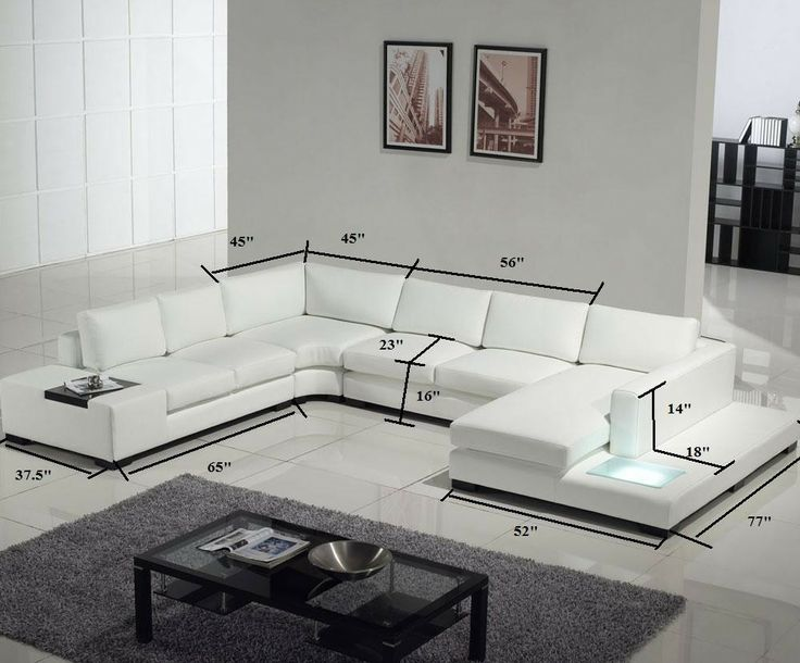 Sectional   Modern   Sectional Sofas   Los Angeles   By Vons Furniture