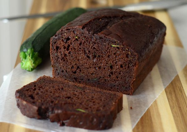 Satisfy your chocolate craving AND use up your summer zucchini harvest with this guilt-free chocolate zucchini bread recipe from baker Nicole Weston.