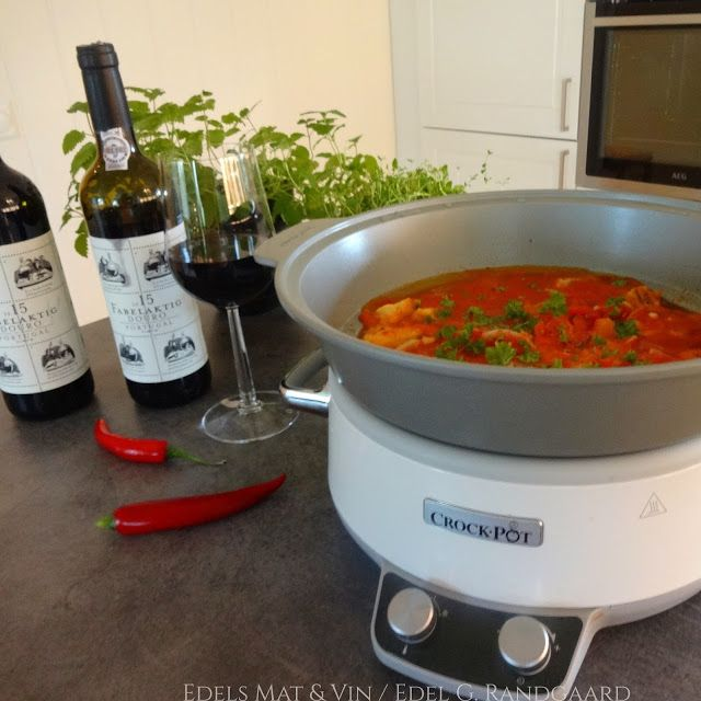 Edels Mat & Vin: BACALAO i Crock-Pot ♫♪