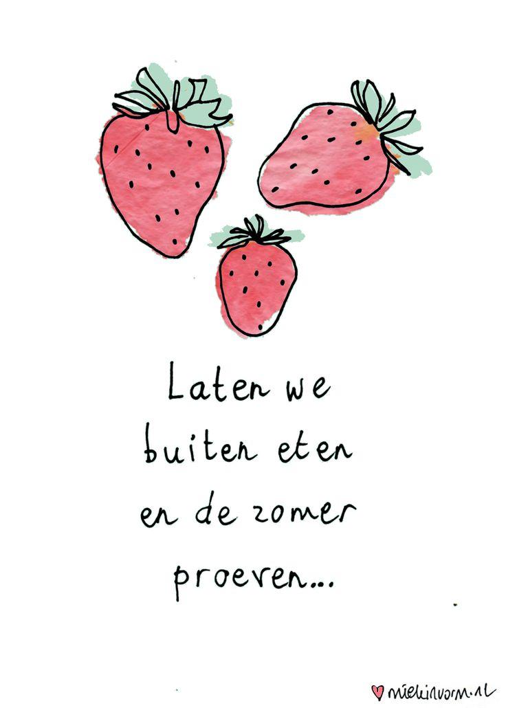 Day204 - 23 july > 365-days-a-letter Illustration: by miekinvorm.nl