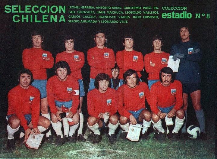 Selección Chilena 1973