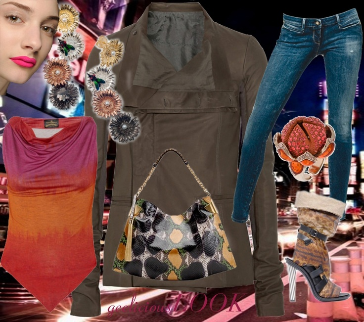 geelicious Look for this week 13-2012 Style that will never fail