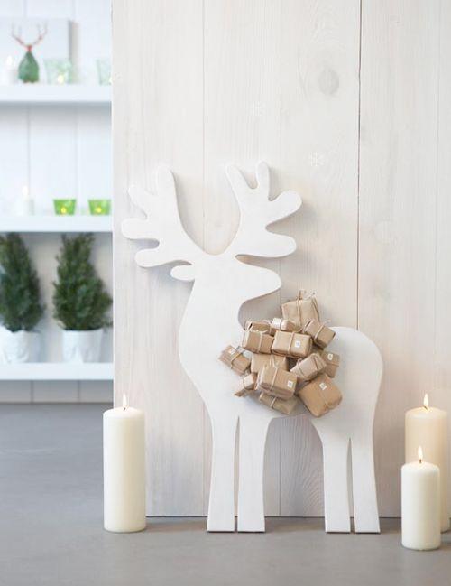 Studio ToutPetit: Counting down to Christmas * Reindeer
