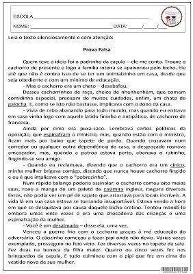 SOS PROFESSOR-ATIVIDADES: 4º e 5º ano