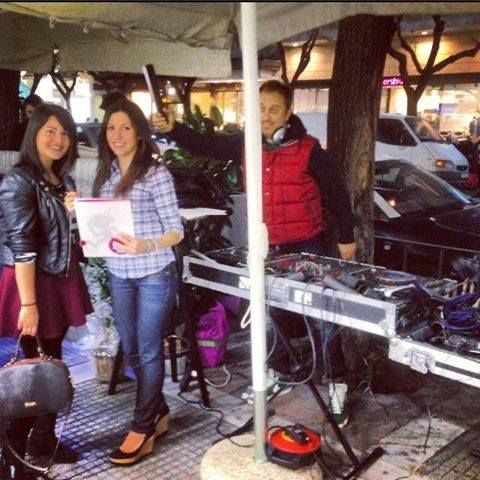 Zoo radio live στο Doca shop Τσιμισκής!
