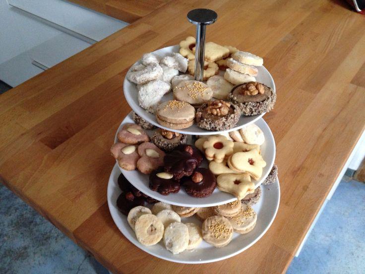 Vánoční cukroví , Christmas cookies