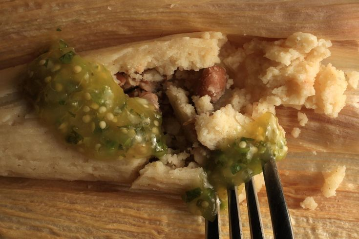 Bean and Cheese Tamales Recipe