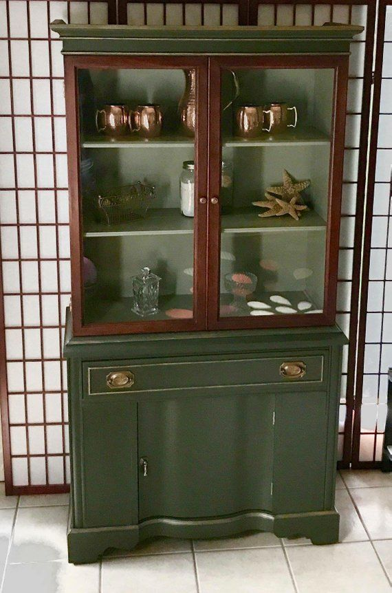 Dixie Belle Collard Greens Mineral Chalk Paint Diy For