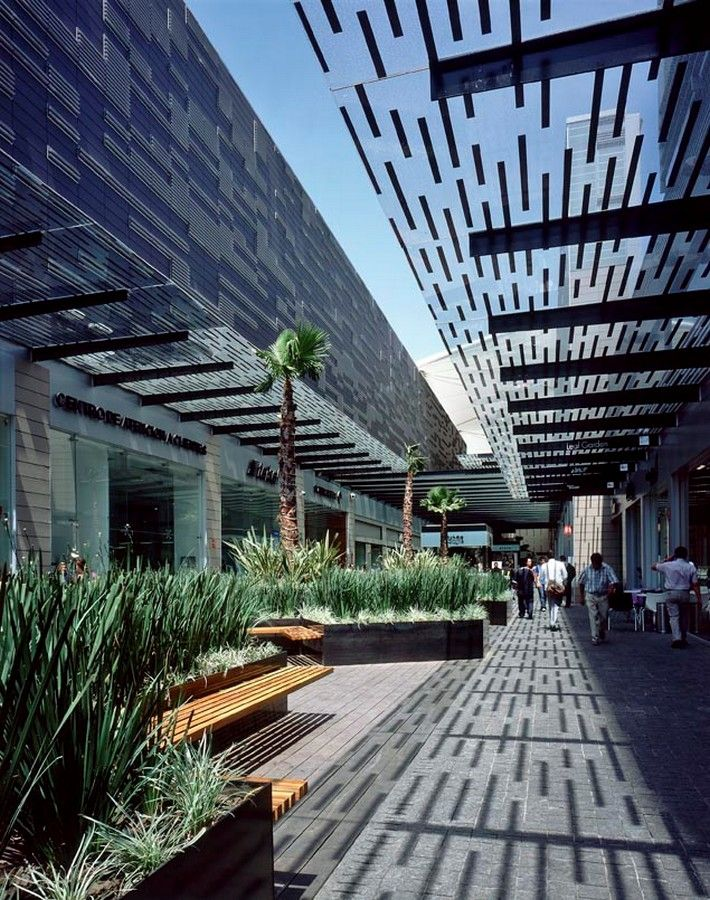 Mexican Shopping Center|Grupo Arquitech