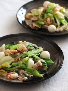 春キャベツの八宝菜。 by 栁川かおり / レシピサイト「ナディア / Nadia」/プロの料理を無料で検索
