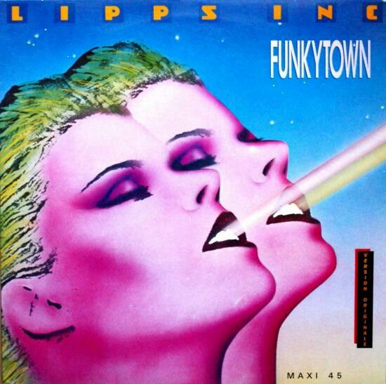 "#69. ""Funkytown"" ***  Lipps Inc  (1979)"