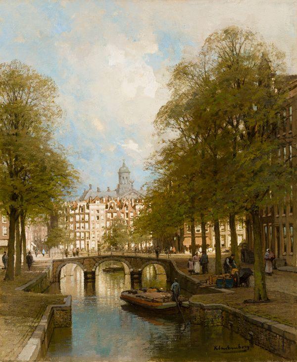 Klinkenberg, Johannes Christiaan Karel (1852-1924)
