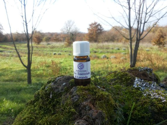 Lavender Essential Oil 10 ml  100 Natural from by PodereArgo, €10.00
