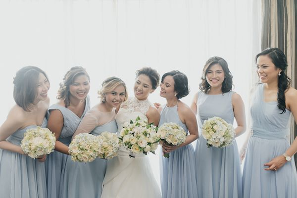 1000+ Ideas About Wedding Entourage Gowns On Pinterest