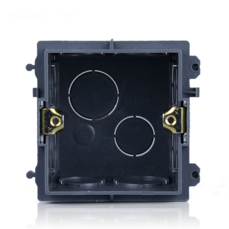 Freies Verschiffen 86 Kassette Wandplatte Box Fr Typ Platte Schalter Und Steckdose Treppenstufe Licht Lampe