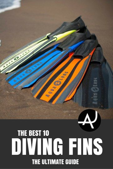 Scuba Diving Fin Reviews: Find out what are the best scuba diving fins for you with this quick and easy buyer's guide. Find the model you need.