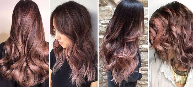 Las nuevas tendencias para el cabello no dejan de aparecer, así que si eres fan de los tonos rosados y tu tono natural es café, tenemos la mejor opción para ti: Chocolate malva. Anteriormente, el oro rosado nos dejó a muchas maravilladas. Es un tono bastante amigable que da un look único y natural. Sin …
