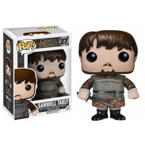 Funko Pop! Samwell Tarly, Game of Thrones, HBO, GOT, Funkomania, Séries