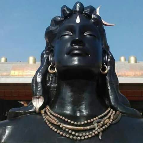 AdiYogi 112 feet Tall Shiv Isha Sadguru  Isha Yoga Center Coimbatore