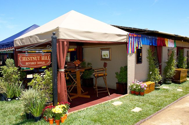 Slide Show Of Horse Show Stall Drapes And More Stall