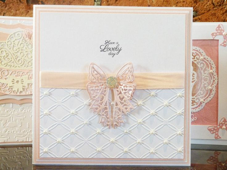 Tattered Lace - Dies - Smaller Bow