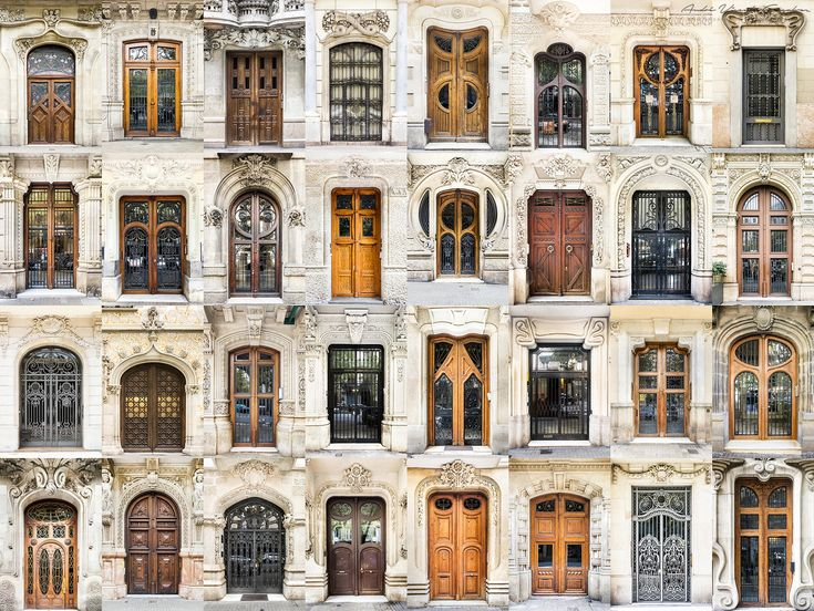 Doors of the World - Spain