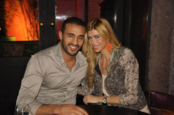 Badr Hari & Wife