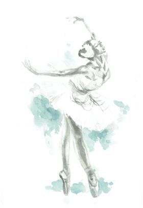 BALLERINA XIII by Nicolas GOIA