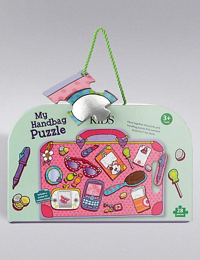 My Handbag Puzzle | M&S