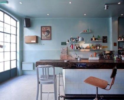 유럽풍 빈티지한 카페 인테리어 [모던한 작은까페인테리어] : 네이버 블로그