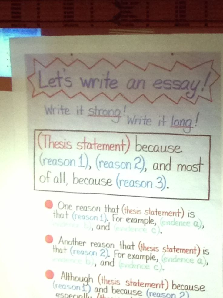 006 4th grade essay writing from TC Teaching Resources