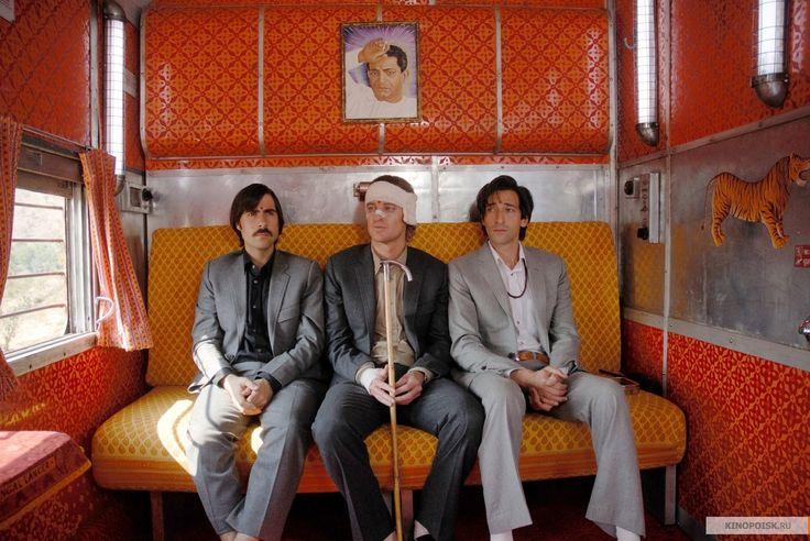 The Darjeeling Limited / Поезд на Дарджилинг. Отчаянные путешественники (Уэс Андерсон, 2007)